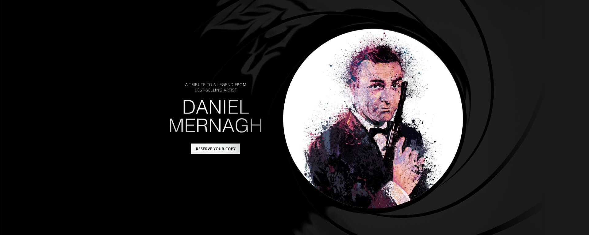 007 – With Love, by Daniel Mernagh