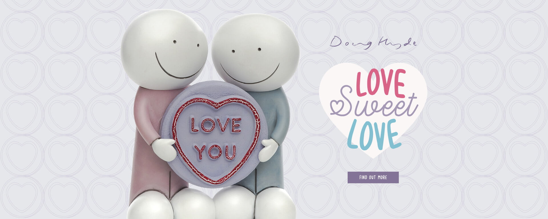 Love Sweet Love by Doug Hyde