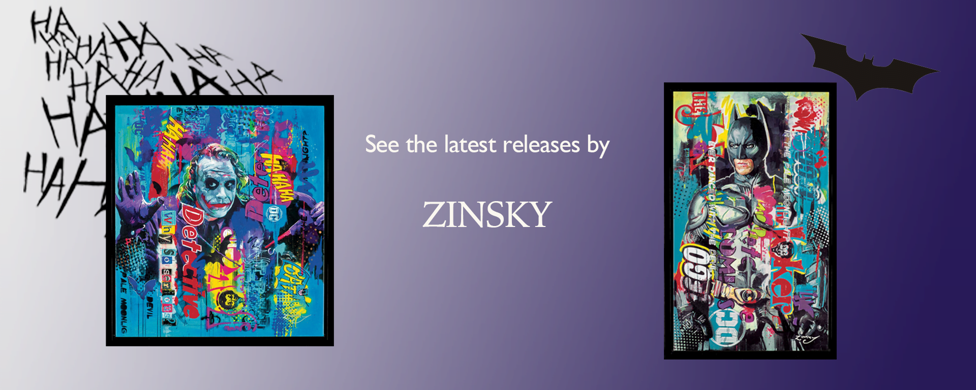 A New and Exciting Release from Zinsky!