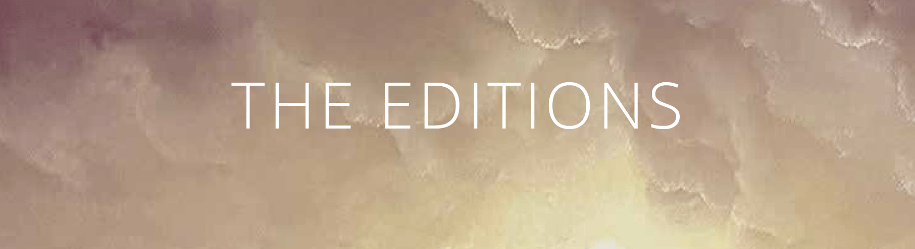 Editions Brochure – March 2021