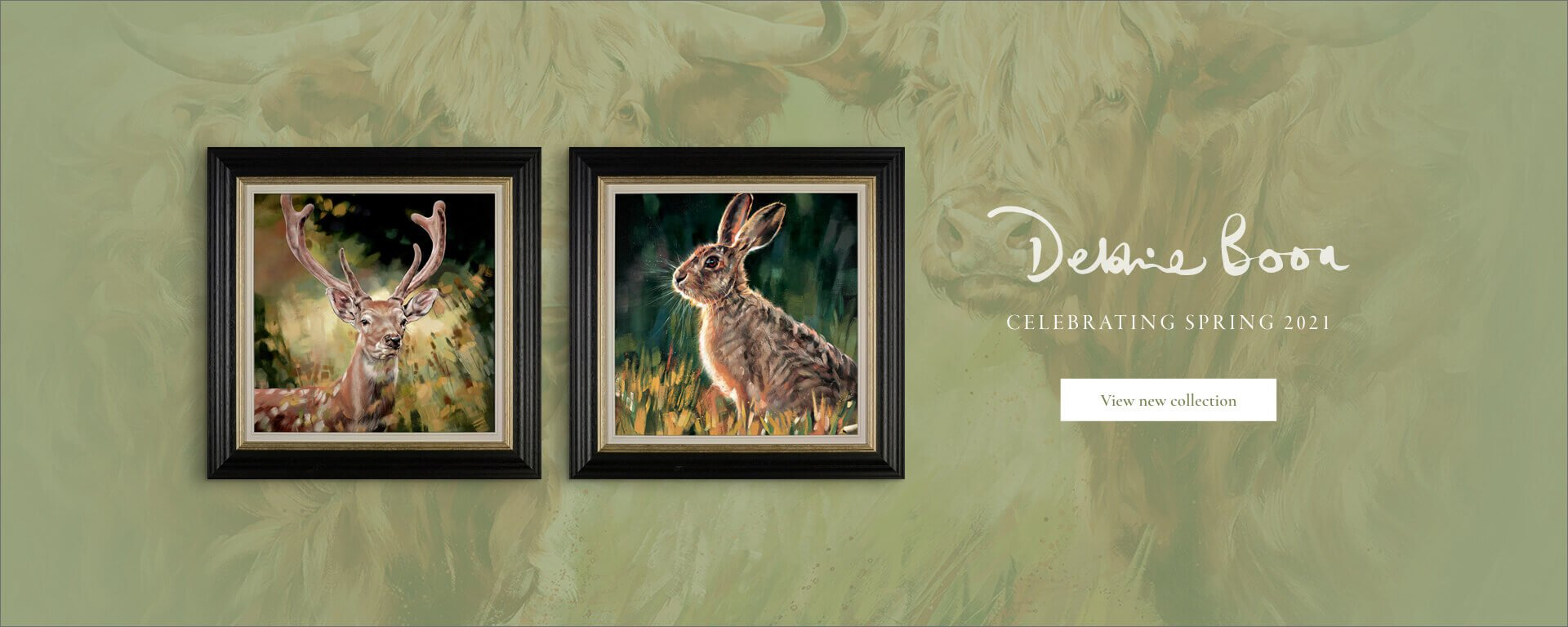 Celebrate Spring with this New and Exciting Collection from Debbie Boon!