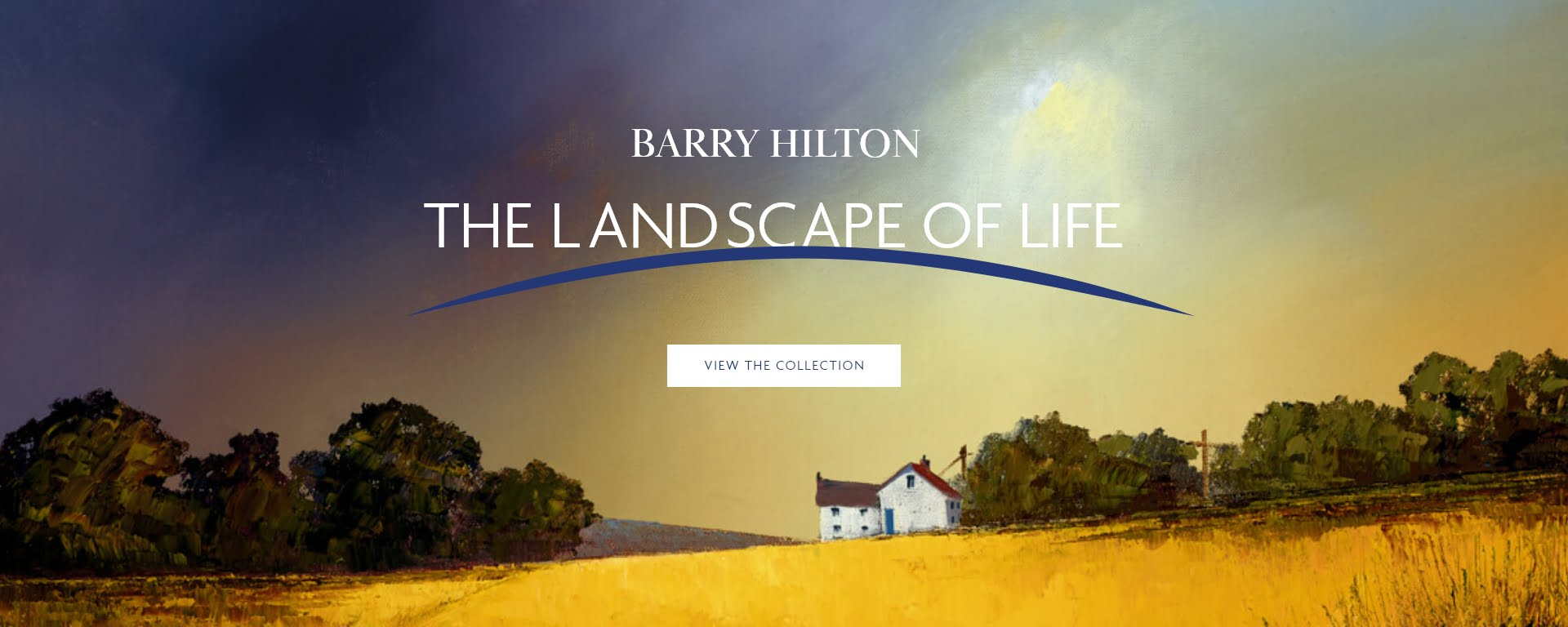 The Landscape of Life – New Collection from Barry Hilton