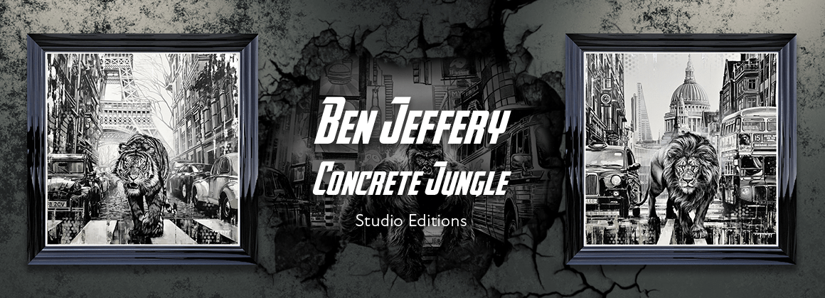 Introducing 'Concrete Jungle' by Ben Jeffery