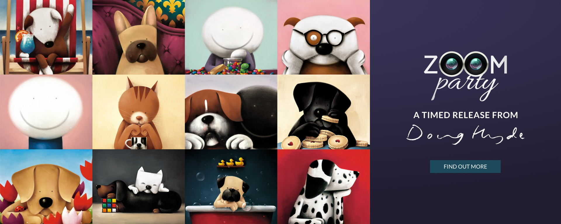 Incoming! A Brand New Timed Release from Doug Hyde