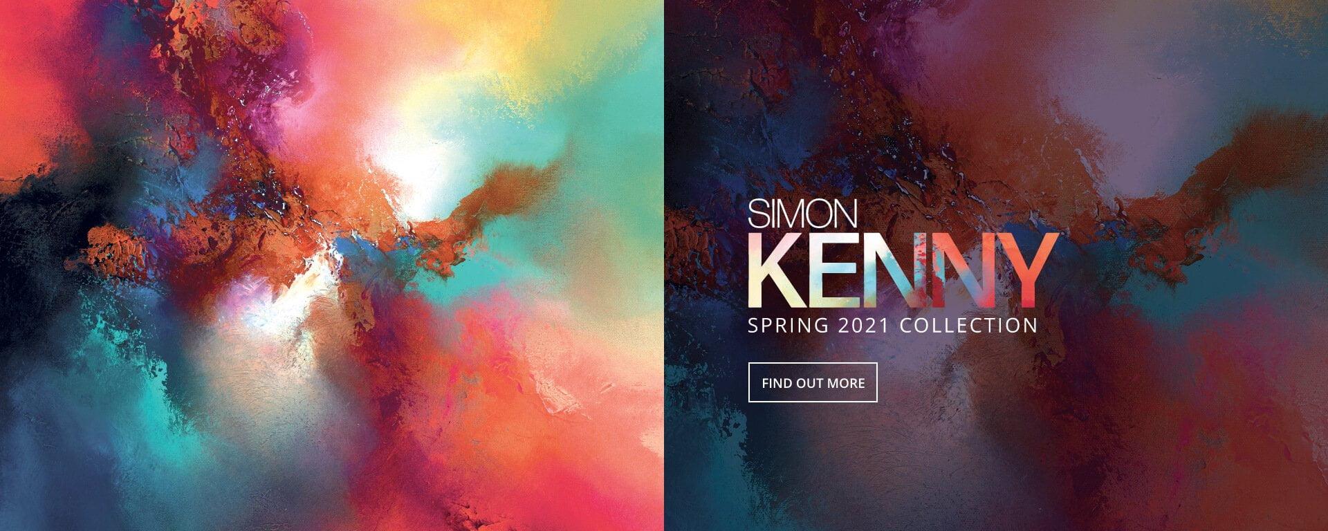 Simon Kenny – The Spring 2021 Collection