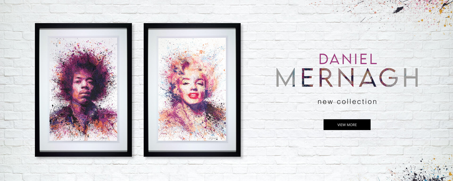 Two of a Kind – New Collection From Daniel Mernagh