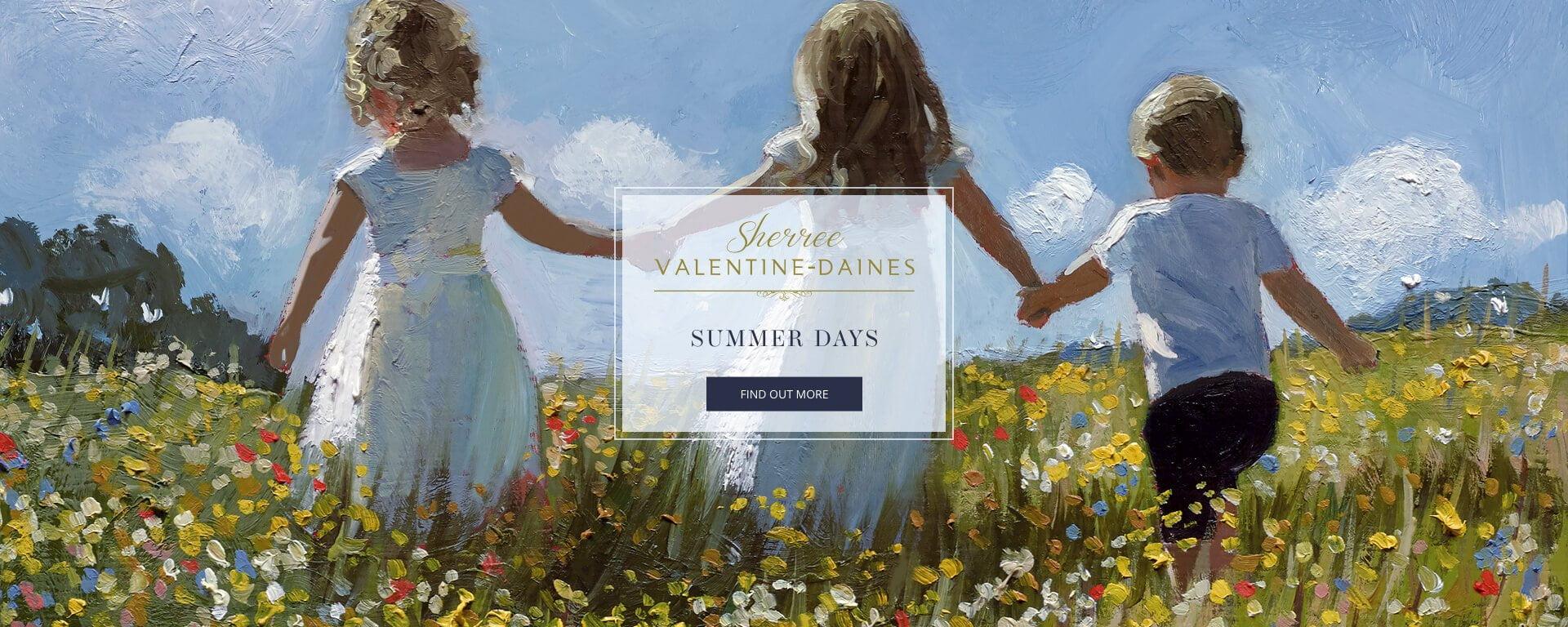 Summer Days by Sherree Valentine Daines