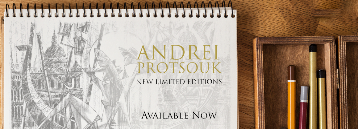 Introducing the Brand New Collection from Andrei Protsouk