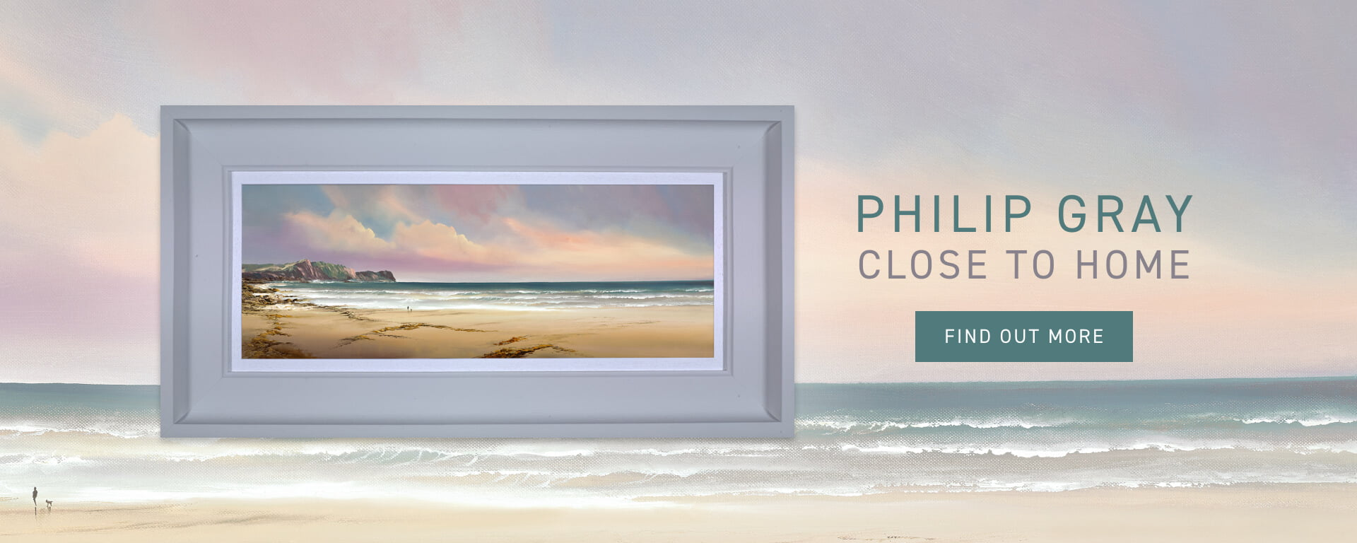 'Close to Home' – The Beautiful New Collection by Philip Gray