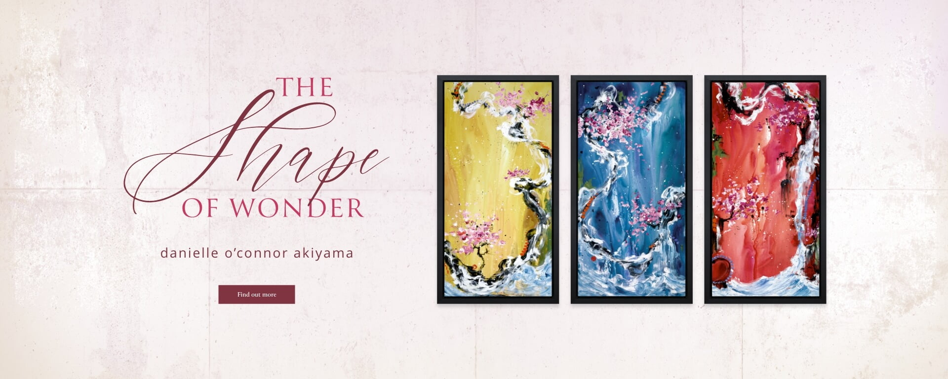 The 'Trilogy of Wonder' by Danielle O'Connor Akiyama