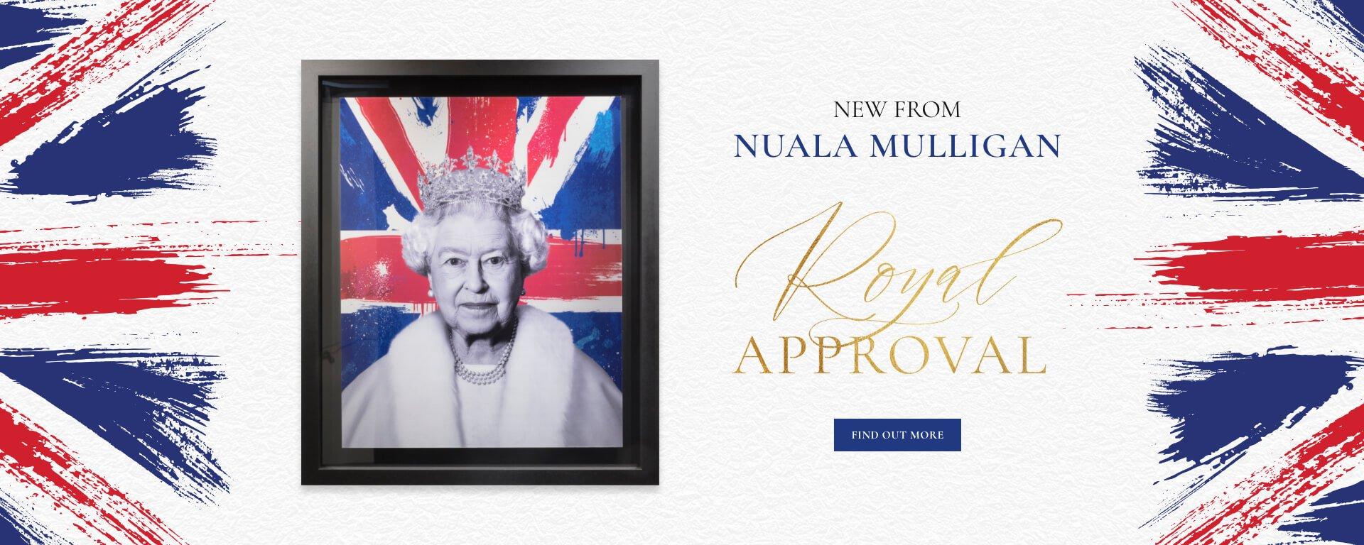 A 'Royal Approval' from Nuala Mulligan